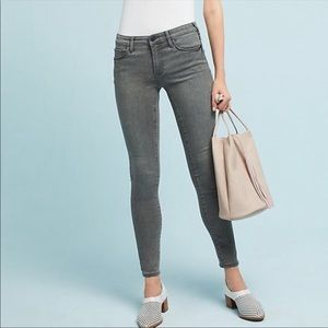 Pilcro Anthropologie Stet Ankle Skinny Jeans